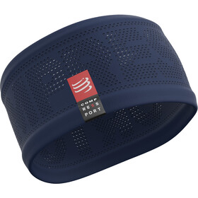 Compressport On/Off Hoofdband, blue